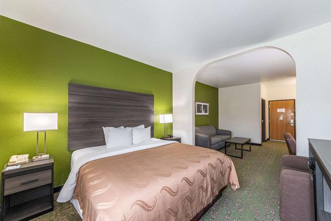 圣安东尼奥品质套房酒店 - 圣安东尼奥 - 睡房