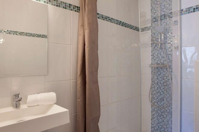 南特中心诺维拉站因特尔酒店 - 南特 - 浴室