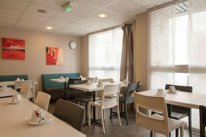 南特中心诺维拉站因特尔酒店 - 南特 - 餐馆