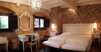 卡萨德尔马尔克斯酒店 - 滨海桑蒂利亚纳 - 睡房