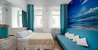 布尔加科夫迷你酒店 - 莫斯科 - 睡房