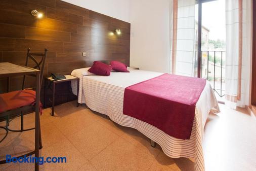 索尔旅馆 - 托莱多 - 睡房