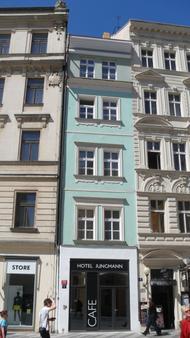 荣格曼酒店 - 布拉格 - 建筑