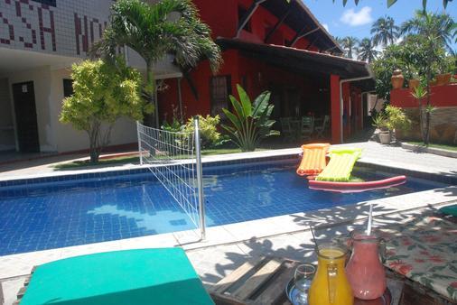 波沙路华酒店 - 马塞约 - 游泳池