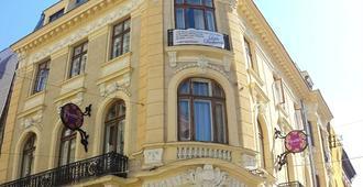 Little Bucharest - Old Town Hostel - 布加勒斯特 - 建筑