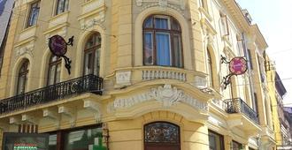 小布加勒斯特老城旅馆 - 布加勒斯特 - 建筑