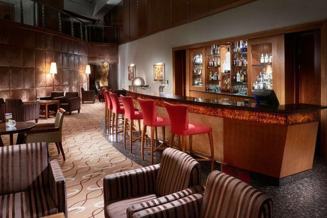 华沙丽晶酒店 - 华沙 - 酒吧