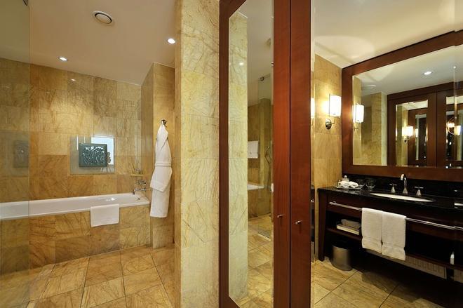 华沙丽晶酒店 - 华沙 - 浴室