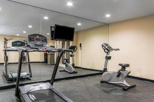 莱克星顿司丽普酒店 - 列克星敦 - 健身房