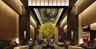 神户港莲温泉酒店 - 神户 - 大厅