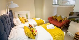 丽晶公寓酒店 - 剑桥 - 睡房