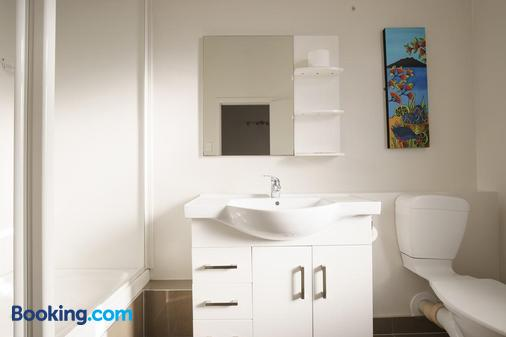 奇威国际酒店 - 奥克兰 - 浴室