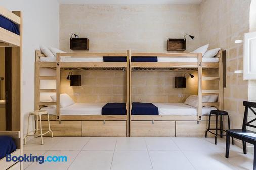 双枕精品旅舍 - 斯利马 - 睡房