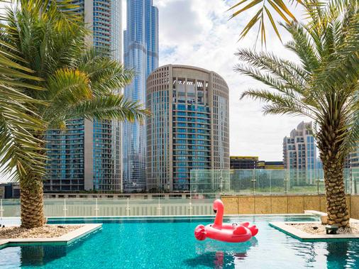迪拜市中心索菲特酒店 - 迪拜 - 建筑