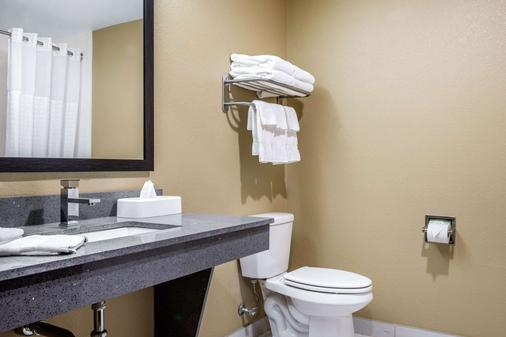 凯富套房酒店 - 阿什兰 - 浴室