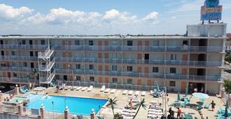 棕榈岛汽车旅馆 - 怀尔德伍德 - 建筑