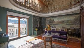 米切尔酒店 - 萨拉热窝 - 客厅
