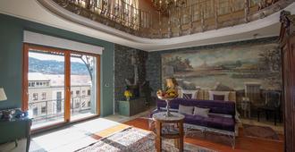 米歇尔酒店 - 萨拉热窝 - 客厅