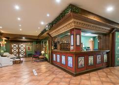 阿朗威哈庇护所套房公寓酒店 - 维耶拉 - 柜台