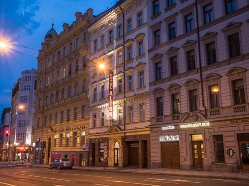 奥尔顿酒店 - 布拉格 - 建筑