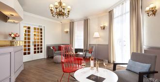 希维内酒店 - 巴黎 - 楼梯