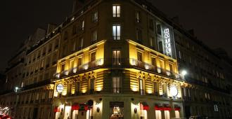 希维内酒店 - 巴黎 - 建筑