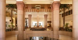 开罗城市之星洲际酒店 - 开罗 - 大厅