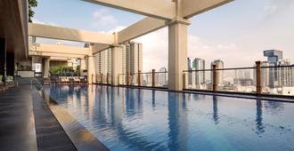 曼谷兰开斯特酒店 - 曼谷 - 游泳池