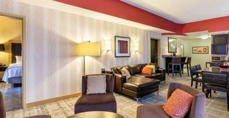 坎布里亚匹兹堡市中心酒店 - 匹兹堡 - 客厅