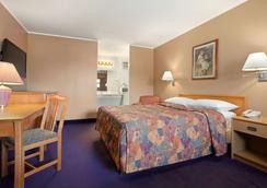 穆斯乔旅程住宿汽车旅馆 - 穆斯乔 - 睡房