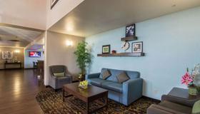 机场南康福特茵套房酒店 - 卡尔加里 - 大厅