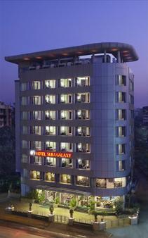 宿巴银河酒店 - 孟买 - 建筑