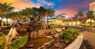 洛伊斯蓝宝石瀑布度假酒店 - 奥兰多 - 户外景观