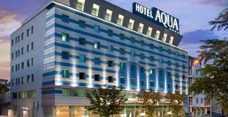 阿奎亚酒店 - 瓦尔纳 - 建筑