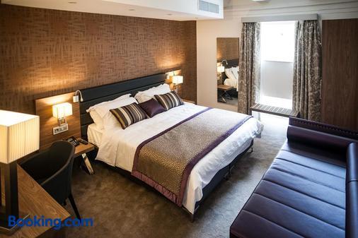保利纳宫精品酒店 - 瓦莱塔 - 睡房