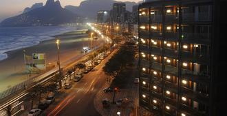 里约热内卢法萨诺酒店 - 里约热内卢 - 户外景观