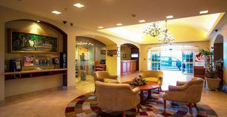 拉斯维加斯大道达马斯司丽普酒店 - 圣荷西 - 大厅