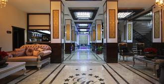 大转角精品酒店 - 伊兹密尔 - 大厅