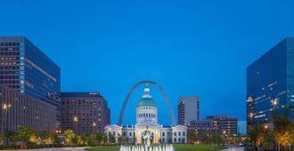 圣路易斯拱门凯悦酒店 - 圣路易斯 - 建筑