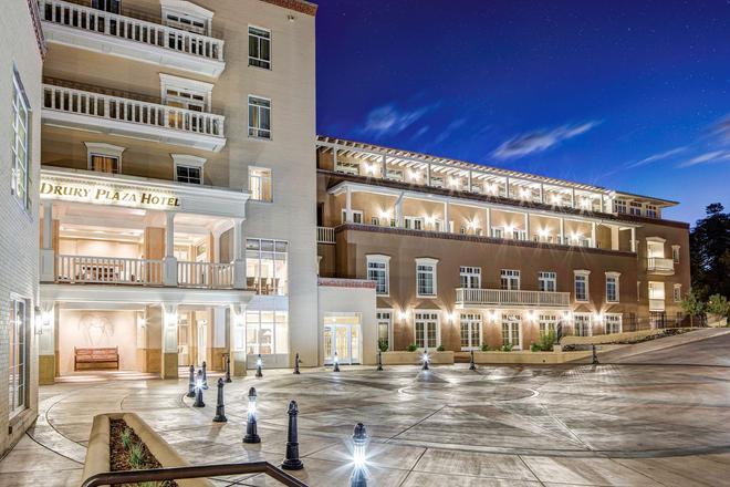 圣达菲德鲁里广场酒店 - 圣达菲 - 建筑