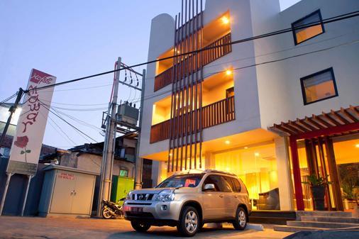 玛娃酒店 - 万隆 - 建筑