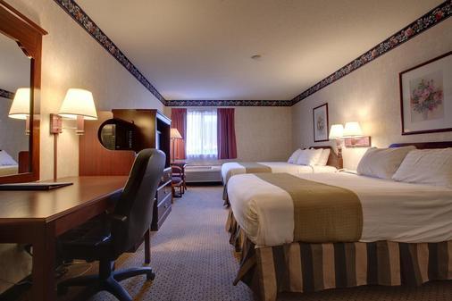 圣查尔斯美国最有价值旅馆 - St. Charles - 睡房