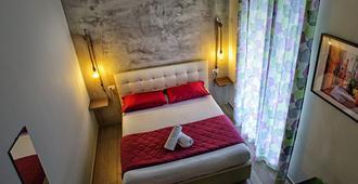 那不勒斯市旅馆 - 那不勒斯 - 睡房