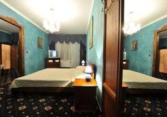 布里奥尼精品4酒店 - 俄斯特拉发 - 睡房