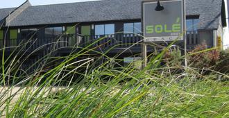 索罗东海滩酒店 - 蒙托克 - 户外景观