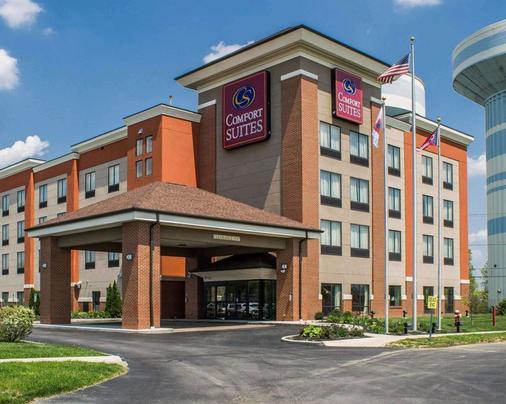 布罗德东 270 号凯富套房酒店 - 哥伦布 - 建筑