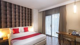格洛哥費朵拉飯店 - 西雅加达 - 睡房