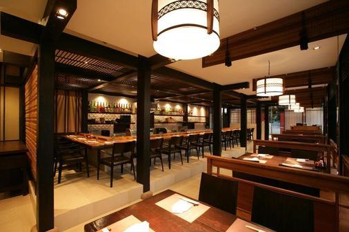 素坤逸路康帕斯酒店集团传统套房酒店 - 曼谷 - 酒吧