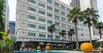曼谷力狮套房酒店 - 曼谷 - 建筑