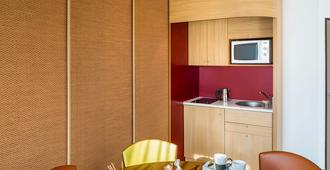 南特中心爱达格公寓式酒店 - 南特 - 睡房